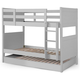 Nesto Twin Bunk Bed w/ Trundle