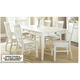 Cayla Dining Table w/ Leaf and Storage