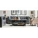 Hutchinson Leather Sofa