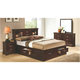 Rossie 4-pc. Full Storage Bedroom Set