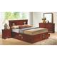 Rossie 4-pc. Queen Storage Bedroom Set