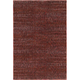 Reed Red and Rust Area Rug, 3'3 x 5'2