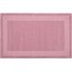 Westport Pink Bordered Area Rug, 3'6 x 5'6