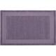 Westport Purple Bordered Area Rug, 3'6 x 5'6