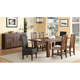 Middlefield 7-pc. Dining Set w/ 4 Upholstered Chairs