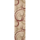 Mirage Cream Scroll Runner Rug, 2'3 x 8'