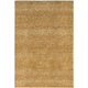 Reed Gold and Yellow Area Rug,7'10 x 10'10