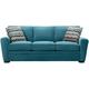 Artemis II Queen Microfiber Sleeper Sofa