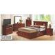 Rossie 4-pc. King Storage Bedroom Set