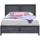 Soho King Storage Bed