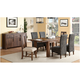 Middlefield 7-pc. Dining Set w/ 4 Woven Chairs