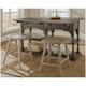 Juniper 3-pc. Counter-Height Dining Set w/ Storage