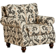 Fusion Furniture, Inc. Corliss Accent Chair