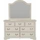 Decatur Bedroom Dresser Mirror