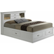 Rossie King Storage Bed