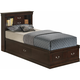 Rossie Twin Storage Bed