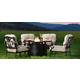 Sandbrook 5-pc. Outdoor Fireside Chat Set