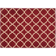 Coakley Red Area Rug, 5'3 x 7'3