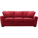 Artemis II Queen Microfiber Sleeper Sofa