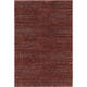 Reed Red and Rust Area Rug, 8'6 x 11'7