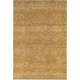 Reed Gold and Yellow Area Rug, 8'6 x 11'7