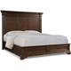 Provence Queen Panel Bed