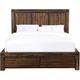 Middlefield California King Storage Bed