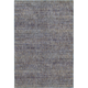 Reed Purple and Gray Area Rug, 8'6 x 11'7