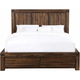 Middlefield Full Storage Bed