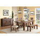 Middlefield 6-pc. Dining Set w/ Upholstered Chairs and Bench