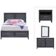 Soho 4-pc Queen Storage Bedroom Set