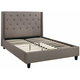 Zahra Upholstered King Bed