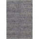 Reed Purple and Gray Area Rug, 5'3 x 7'3