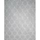 Macie Gray Area Rug, 7'6 x 9'6