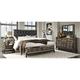 Mirror 4-pc. Queen Bedroom Set w/ Storage Bed