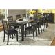 A-america, Inc. Bristol Point Dining Table W/ Leaf