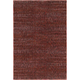 Reed Red and Rust Area Rug, 7'10 x 10'10