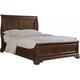 Provence Queen Storage Sleigh Bed