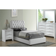 Marilla 4-pc. Upholstered Twin Bedroom Set