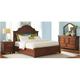 Windward Bay 4-pc. King Storage Bedroom