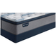 Serta iComfort Hybrid Blue Fusion 300 Plush Pillowtop Twin Mattress