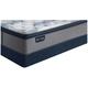 Serta iComfort Hybrid Blue Fusion 300 Plush Pillowtop Queen Mattress