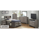 Marilla 4-pc. Twin Captain's Bedroom Set