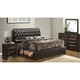 Marilla 4-pc. Upholstered King Bedroom Set