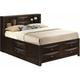 Marilla Full Captain's Bed