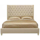 Salon King Bed