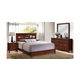 Burlington 4-pc. Full Storage Bedroom Set