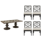 Morrissey Neo 5-pc. Outdoor Dining Set