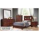 Burlington 4-pc. Twin Storage Bedroom Set