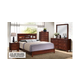 Burlington 4-pc. Queen Storage Bedroom Set